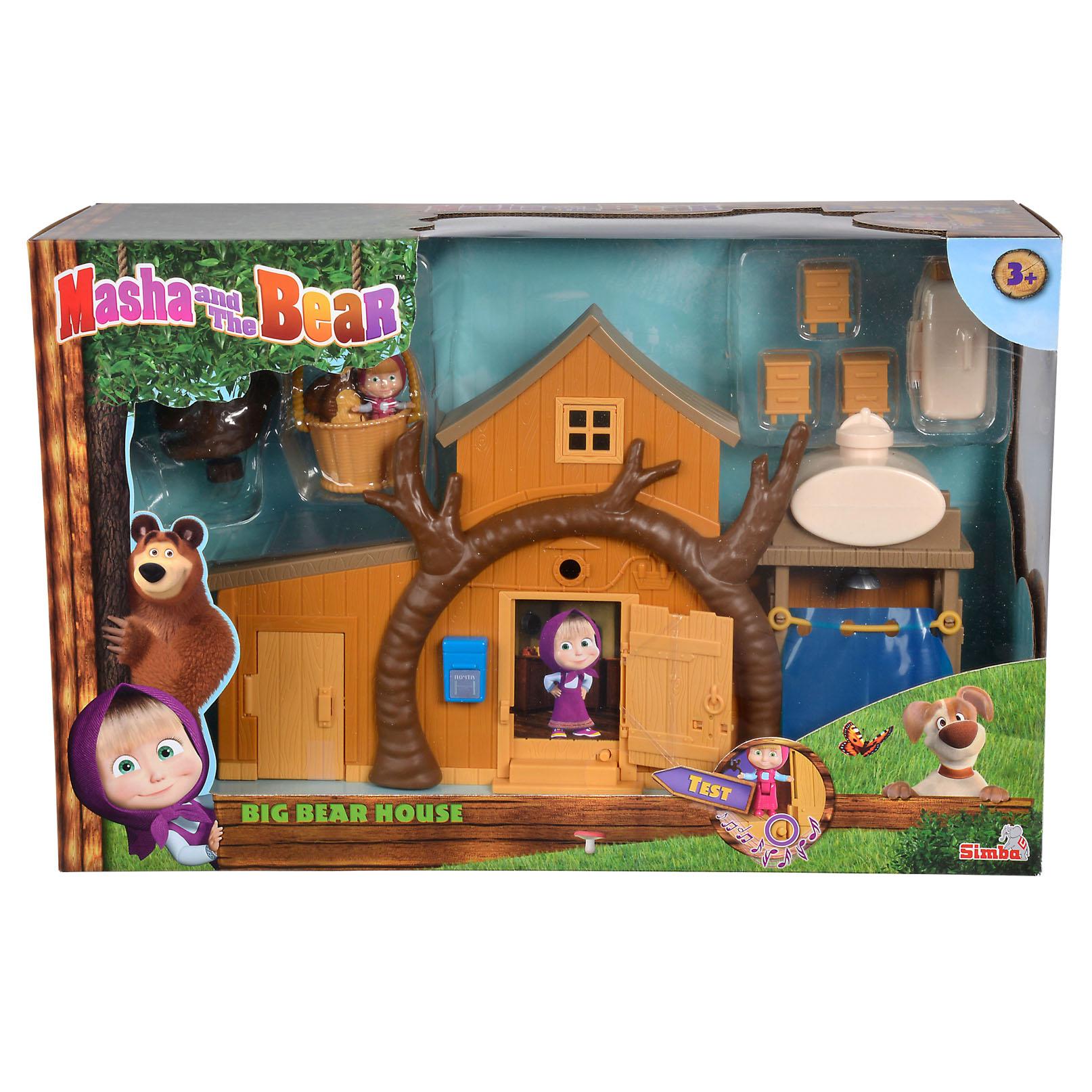 豪華熊之家