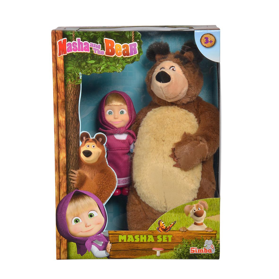 瑪莎和熊套裝