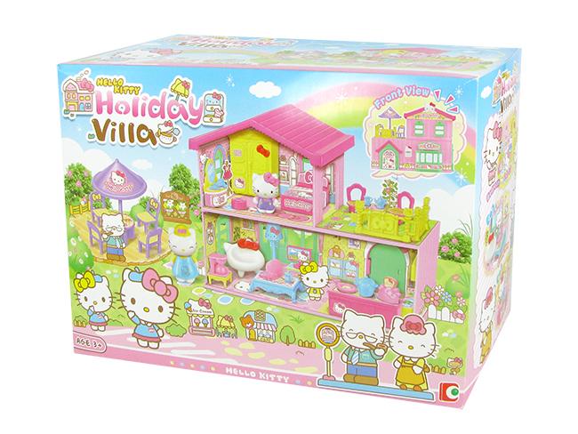 Hello Kitty妙趣世界-度假别墅