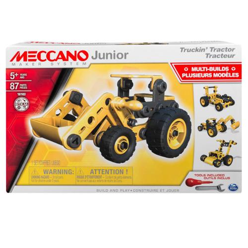 麥爾卡羅-四合一工程車