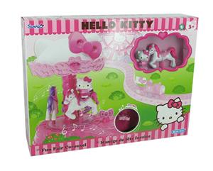 Hello Kitty 缤FUN游乐园-旋转木马