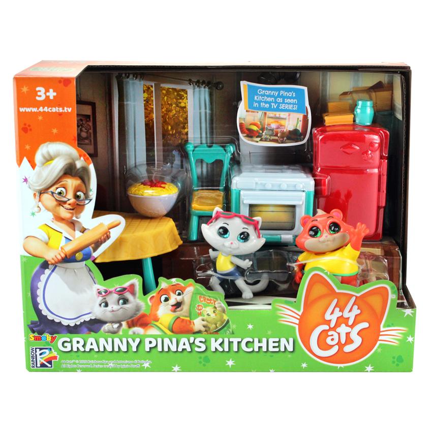 美娜奶奶的廚房套組