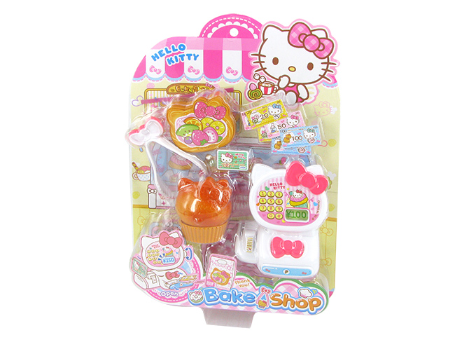 Hello Kitty面包店