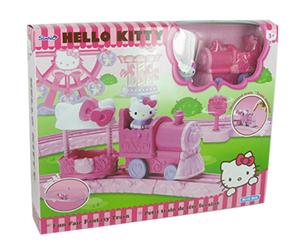 Hello Kitty 缤FUN游乐园-火车