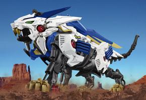 索斯兽机械兽-长牙狮