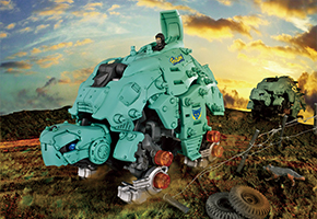 索斯兽机械兽-炮龟兽