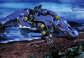 索斯兽机械兽-帝鳄兽